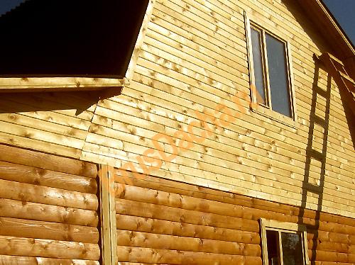 Дома из бруса, строим брусовые бани